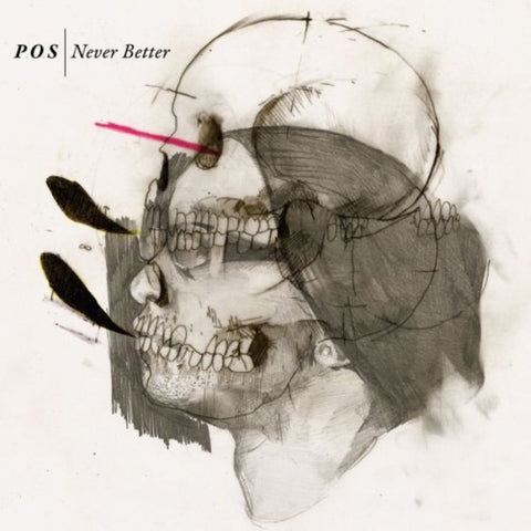 P.O.S. - Never Better: 10 Year Anniversary Edition (3xLP, Cyan/Magenta/Yellow Coloured Vinyl)