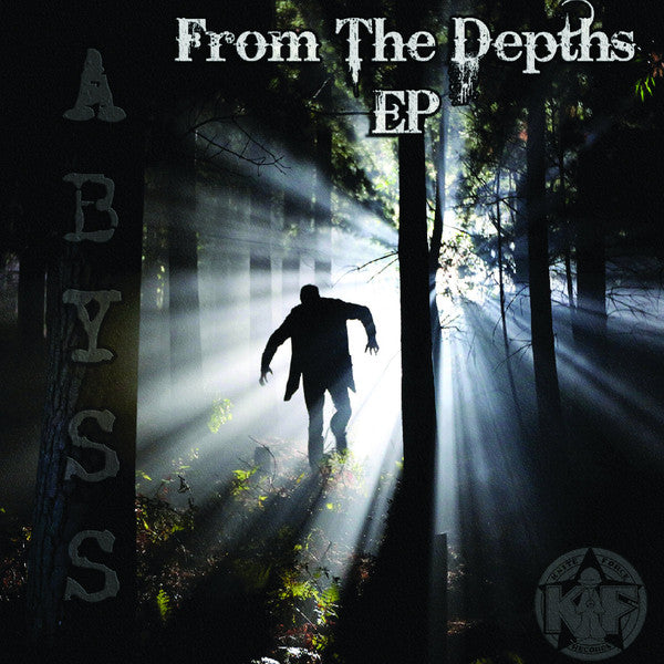 "Paul Abyss - From The Depths EP (12"")"
