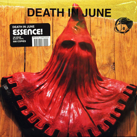 Death In June - Essence! (LP, Ltd. 180g Black Vinyl)