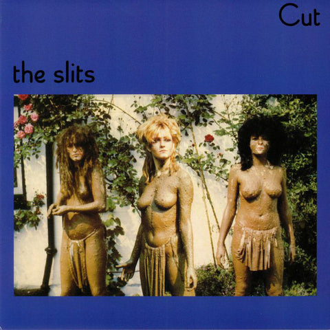 The Slits - Cut (LP, 180g Heavyweight, Remastered Vinyl)