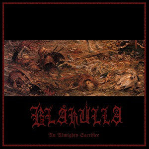 Blakulla ‎– An Almighty Sacrifice (CD)
