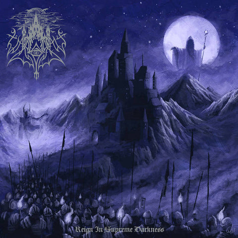 Vargrav - Reign In Supreme Darkness (LP, Gatefold)