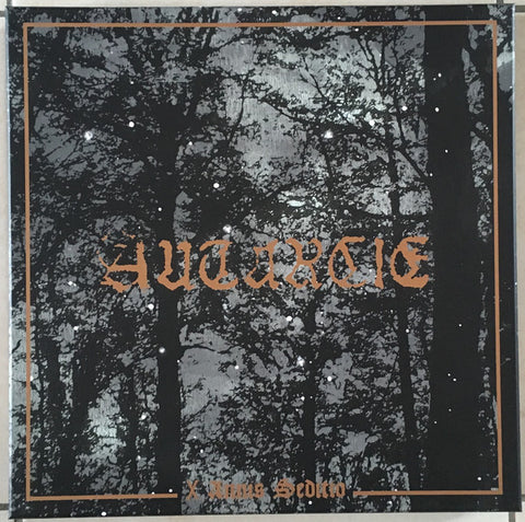 Autarcie - X Annis Seditio (3 x LP Boxset, inc flag)