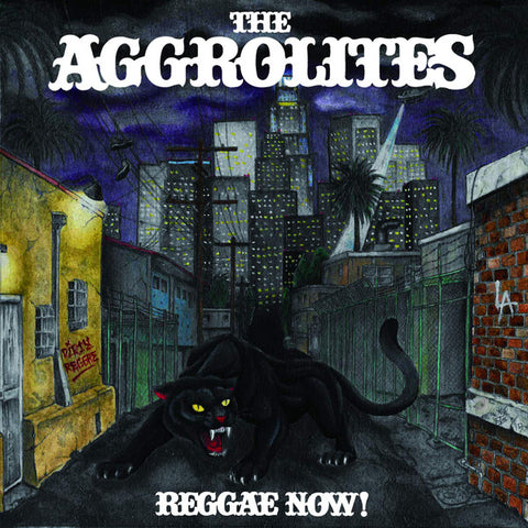 The Aggrolites - Reggae Now! (LP, Blood Red/Black Galaxy Vinyl)