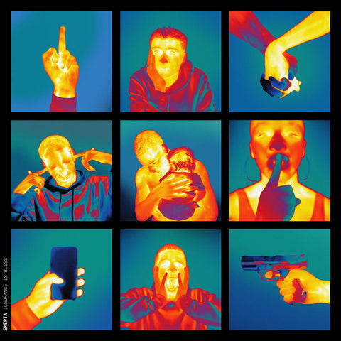Skepta - Ignorance Is Bliss (2xLP, Heat Sensitive Gatefold Sleeve)