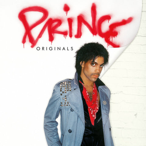 Prince - Originals (2xLP + Deluxe CD Hardback Book, 180g Purple Vinyl)