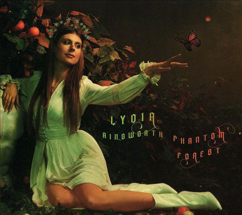 Lydia Ainsworth - Phantom Forest (LP)