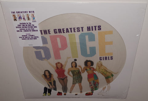 Spice Girls - Greatest Hits (Picture Disc)