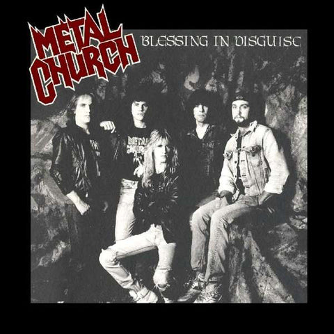 Metal Church - Blessing In Disguise (LP, 180g Silver Vinyl)