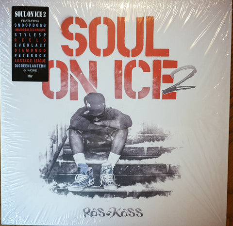 Ras Kass - Soul On Ice 2 (2xLP)
