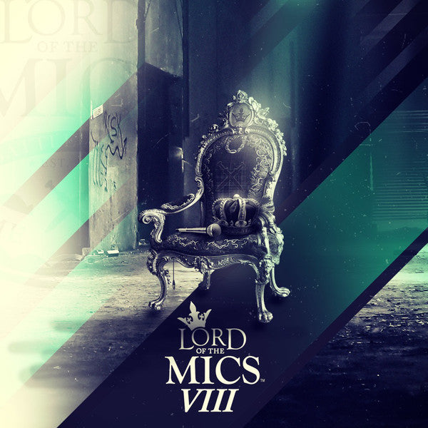 Various - Lord Of The Mics VIII (CD + DVD)