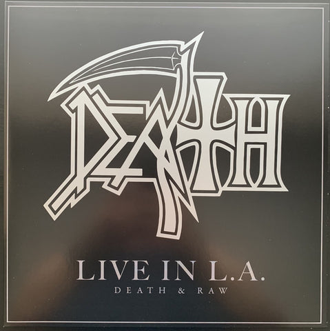 Death - Live In L.A. [Death & Raw] (2xLP)