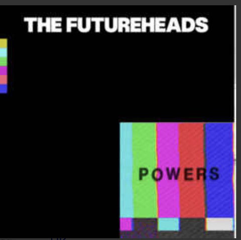 The Futureheads - Powers (LP, Magenta Vinyl)