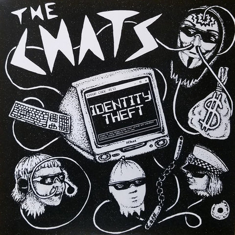 "The Chats - Identity Theft (7"")"