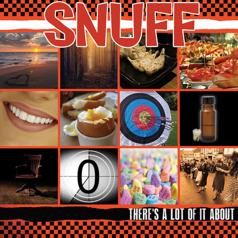 Snuff - There's A Lot Of It About (LP)