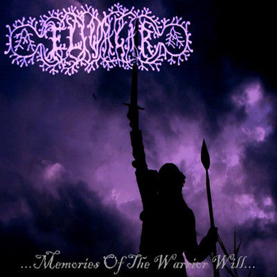 Eliwagar - Memories of the Warrior Will... (CD)
