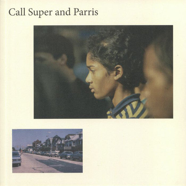 "Call Super and Parris - CANUFEELTHESUNONYRBACK (12"" EP)"
