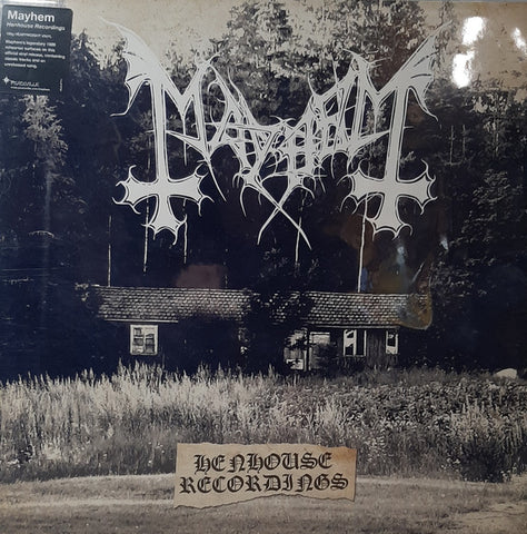 Mayhem - Henhouse Recordings (LP)