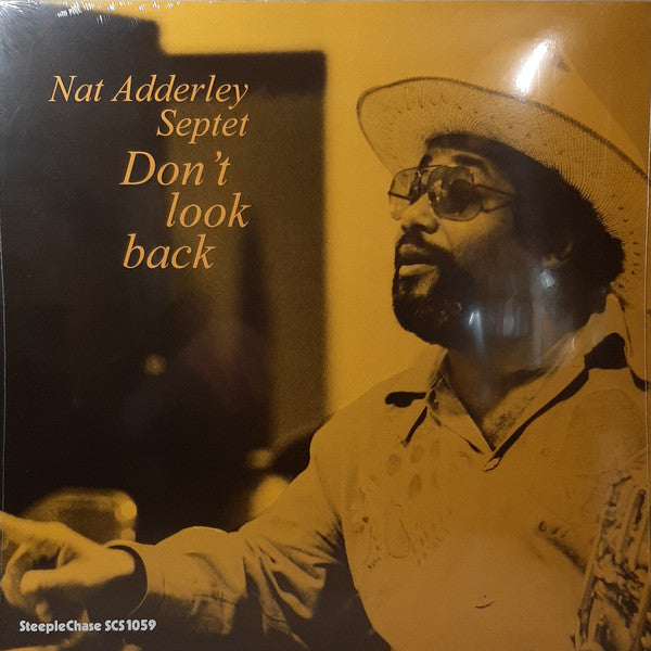 Nat Adderley Septet ‎– Don't Look Back (LP)