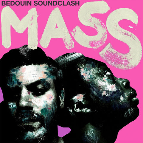 Bedouin Soundclash - Mass (LP, Pink Vinyl)