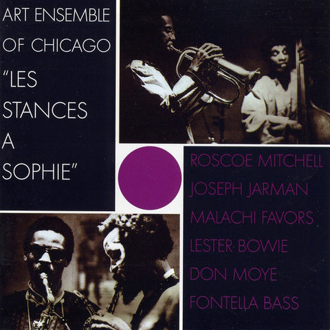 PREORDER - Art Ensemble of Chicago - Les Stances à Sophie (2xLP)