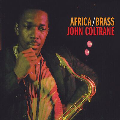 The John Coltrane Quartet - Africa / Brass (LP, 180g Orange Vinyl)