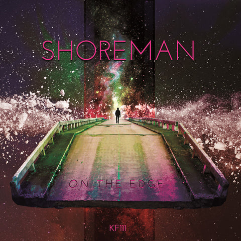 "Shoreman ‎– On The Edge (12"")"