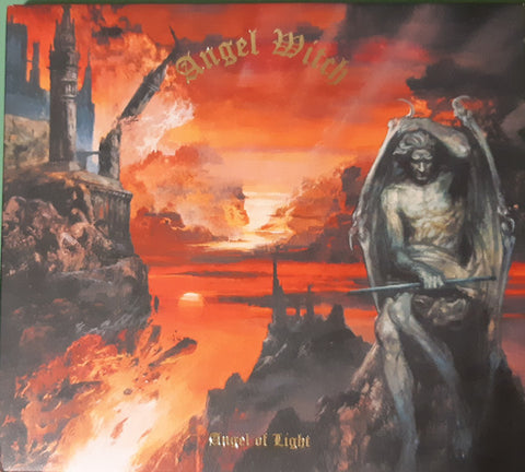 Angel Witch - Angel of Light (CD, Digipak)