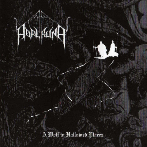 Adalruna - A Wolf In Hallowed Places (CD)