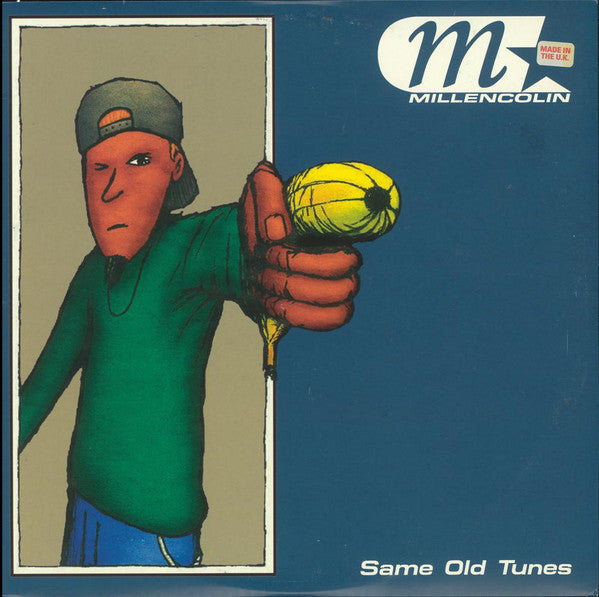 Millencolin - Same Old Tunes (LP, coloured vinyl)