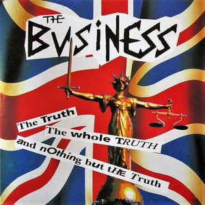 The Business - The Truth, The Whole Truth ... (LP)