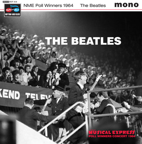 "The Beatles ‎– NME Poll Winners Concert 1964 (7"")"