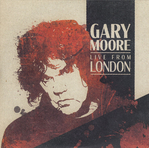 Gary Moore - Live From London (2xLP, Ltd. 180g Gatefold Blue Vinyl + Download)