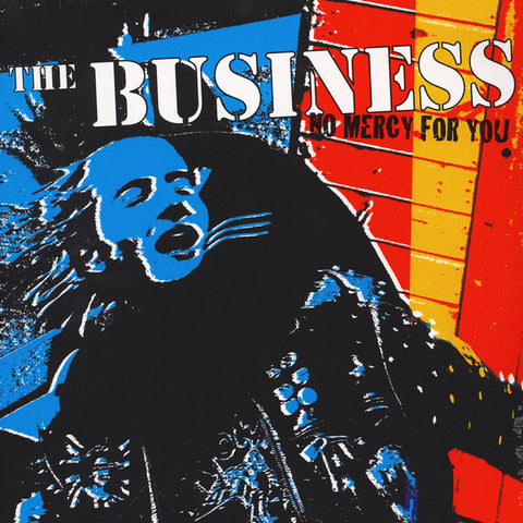 The Business - No Mercy For You (LP)