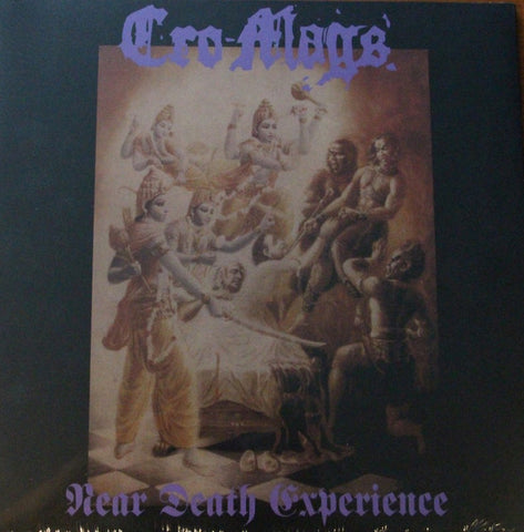 Cro-Mags - Near Death Experience (LP, Purple Vinyl)