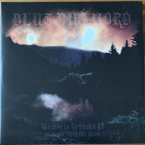 Blut Aus Nord - Memoria Vetusta II - Dialogue With The Stars (2xLP, Brown/Orange marble vinyl)