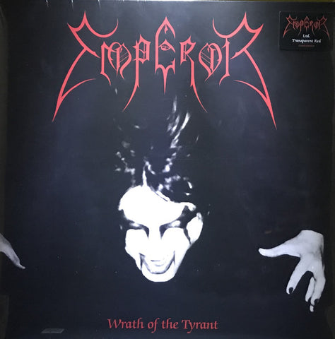 Emperor - Wrath Of The Tyrant (LP, transparent red vinyl)