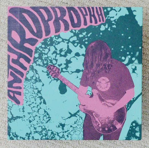 "Anthroprophh - Toilet Circuit (7"", Yellow vinyl)"