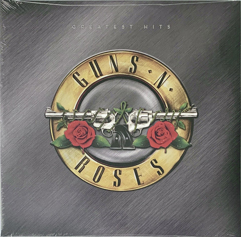 Guns n' Roses - Greatest Hits (2xLP, Gold Splatter vinyl)