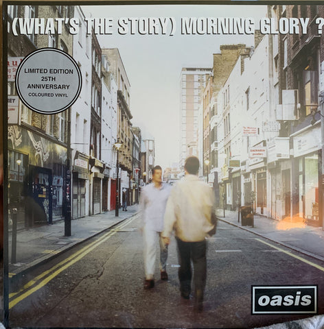 Oasis - What's The Story Morning Glory? (2xLP, Silver Vinyl)
