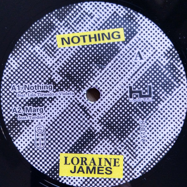 "Loraine James - Nothing (12"")"
