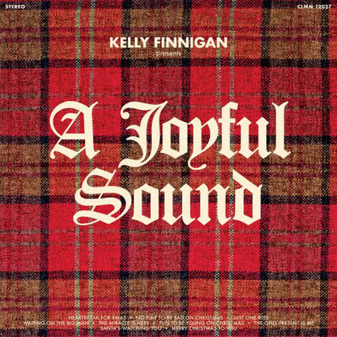 Kelly Finnigan - A Joyful Sound (LP, Green vinyl)