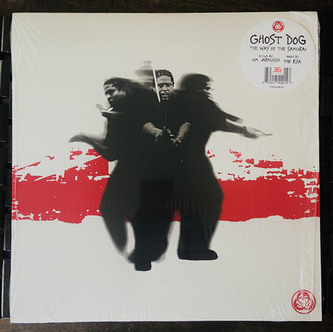 The RZA - Ghost Dog OST (LP, red vinyl)