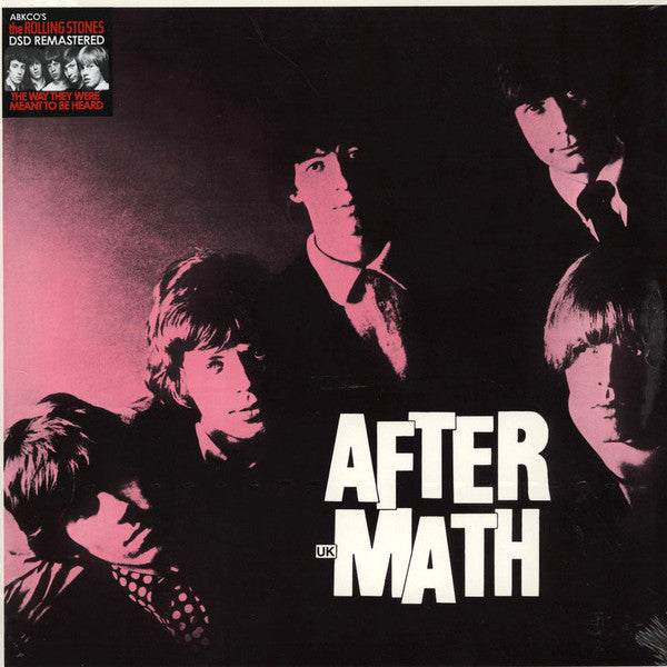 Rolling Stones, The ‎- Aftermath (LP, UK Version)