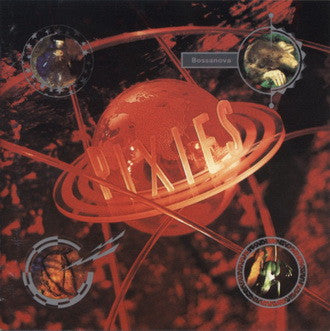 Pixies - Bossanova (LP, limited red vinyl inc booklet)
