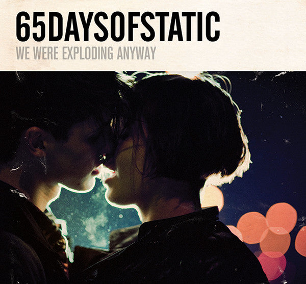 65DaysOfStatic - We Were Exploding Anyway (LP)