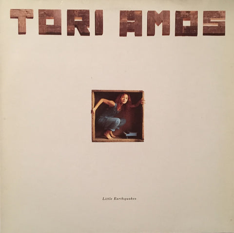 Tori Amos - Little Earthquakes (LP)