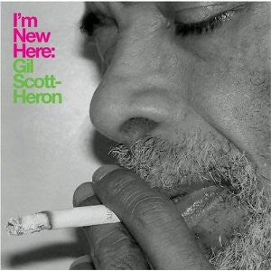 Gil Scott-Heron - I'm New Here (2xLP, Pink / Green vinyl)