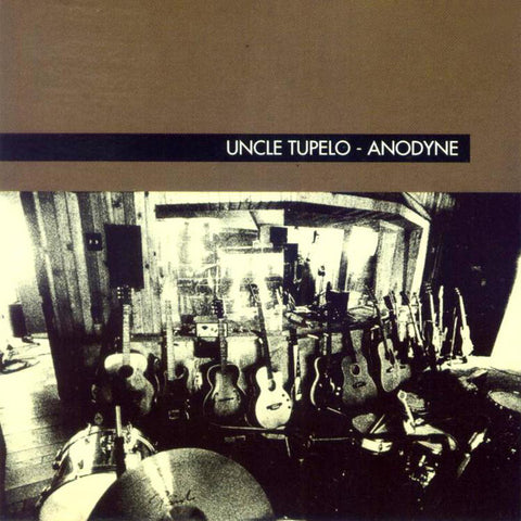 Uncle Tupelo - Anodyne (LP, 180g Remastered Clear Vinyl)