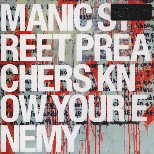 Manic Street Preachers ‎- Know Your Enemy (LP, 180gm)